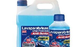 Lavaparabrisas anti-lluvia Krafft, con nueva fórmula Rain X