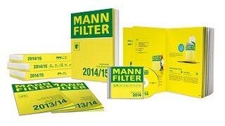 Mann+Hummel incorpora 230 nuevos productos en su catálogo 2015