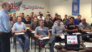 Más de 100 talleres se forman con Recambios Segorbe