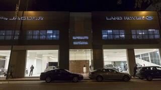 Grupo Ibérica estrena instalaciones Jaguar Land Rover en Gandía