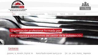 Asotecauto (Almería) estrena página web corporativa