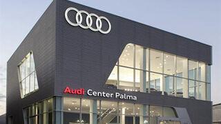 Audi lleva su nuevo concepto de concesionario a Palma de Mallorca