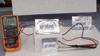 Crean una batería para vehículos eléctricos que carga en 8 minutos