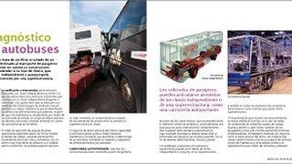 Diagnóstico de autobuses