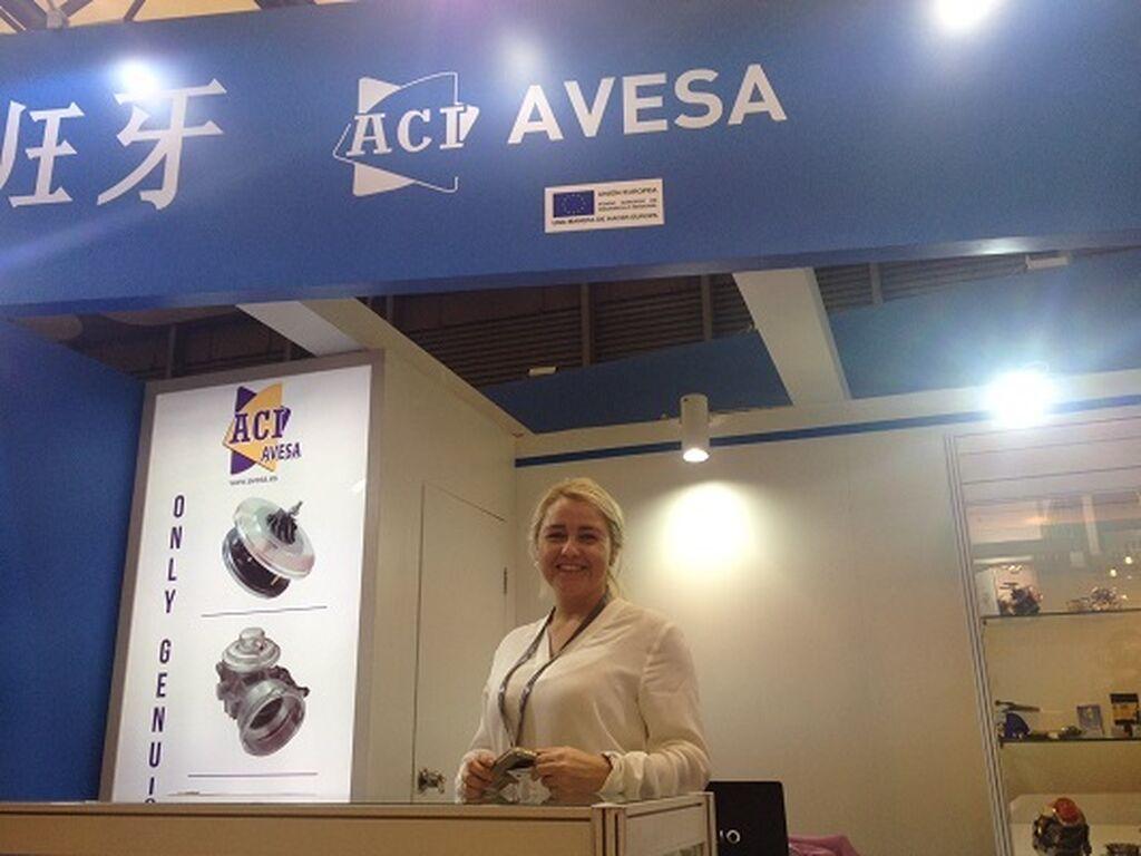 Cristina Vaquerizo, de Aci Avesa