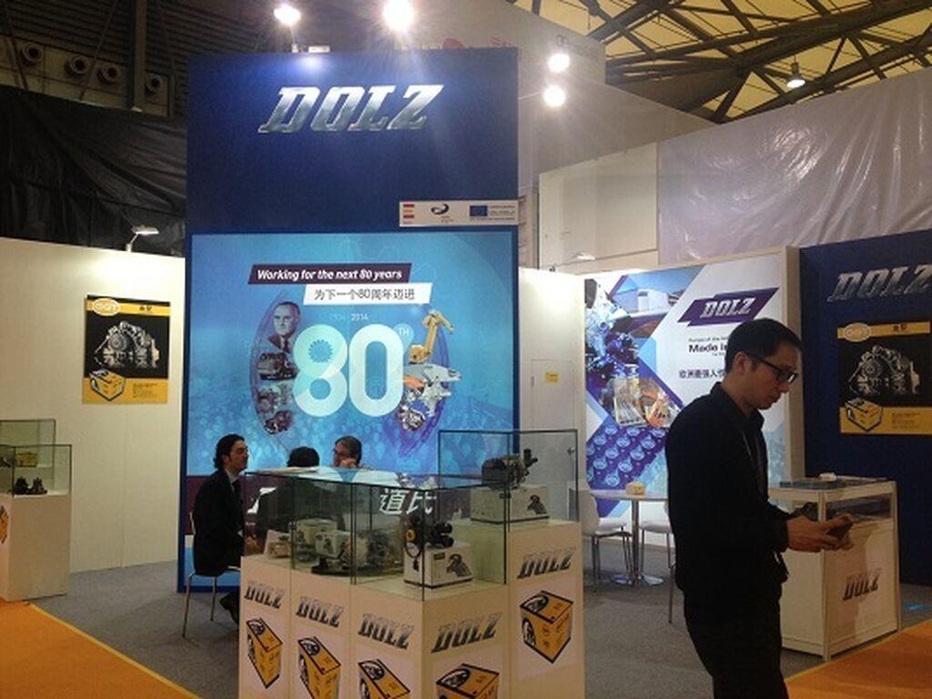 Dolz está celebrando su 40º aniversario.