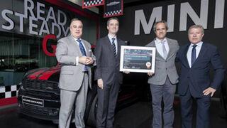 BMW-Mini entrega su paquete de mantenimiento número 3 millones