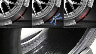 Kumho, primer fabricante coreano en lanzar un neumático autosellante