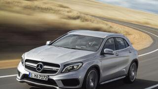 Bridgestone calzará de serie a los nuevos Mercedes GLA y C