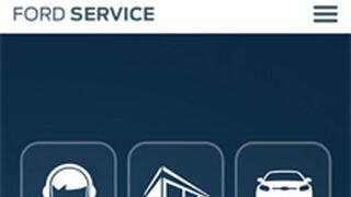 Ford Service App, el taller en el smartphone