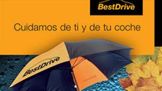 BestDrive regala paraguas por comprar neumáticos Continental
