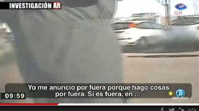 Graban con cámara oculta a mecánicos ilegales