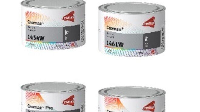 Cromax lanza nuevos tintes basados en tres nuevos pigmentos