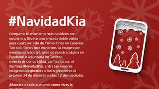 "Kia Canarias regala entradas de cine por enviar ""selfies"""