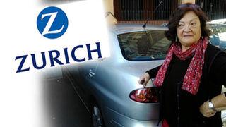 Zurich pagará la reparación de un siniestro total