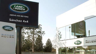 Automóviles Sánchez, premio Customer First de Jaguar Land Rover