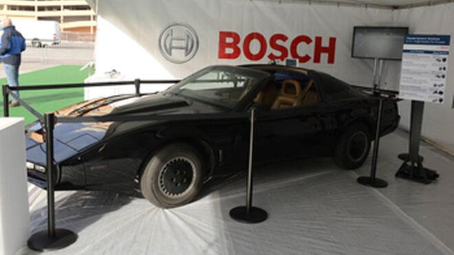 Bosch muestra el coche fantástico en Las Vegas (EE.UU.)