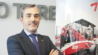 Luis Hernández, nuevo director de Marketing de Kumho