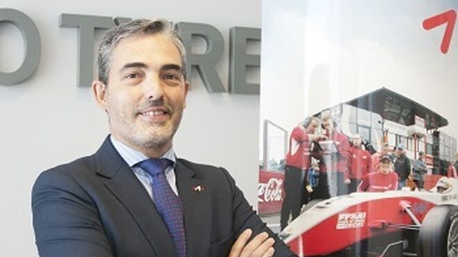 Luis Hernández, nuevo director de Marketing de Kumho