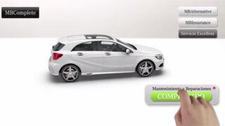 Mercedes-Benz Complete, taller oficial en tarifa plana