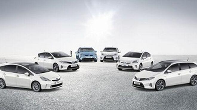 Toyota España cierra 2014 con casi 45.500 unidades vendidas