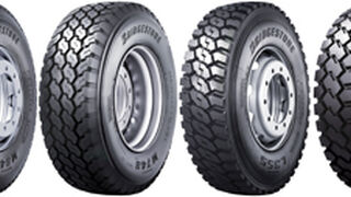 Evo, nueva gama Bridgestone para vehículos pesados dentro y fuera de carretera
