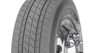 Goodyear, premio a la innovación en neumáticos de camión