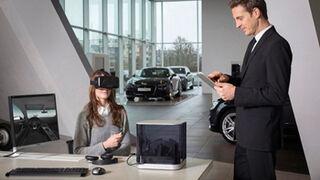 Audi llevará la realidad virtual a sus concesionarios