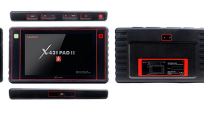 Launch X-431PADII, nuevo equipo de diagnosis remota