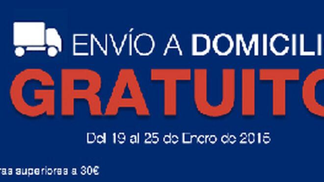 Norauto, envíos gratis por comprar online más de 30 euros