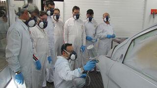 Glasurit forma a técnicos del Grupo Adarsa