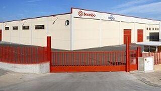 La planta de Brembo en Zaragoza se convierte en centro estratégico del grupo