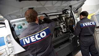 Iveco ve crecer el 60% sus ventas de recambios reconstruidos