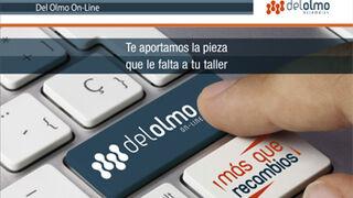 Recambios del Olmo muestra sus servicios online a talleres