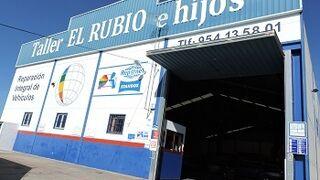 Taller El Rubio e Hijos, de Repanet, certificado por TÜV Rheinland