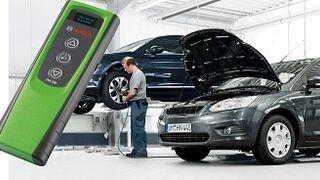 TPA 200 de Bosch para diagnosis de sensores de presión de neumáticos