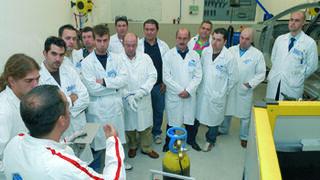 Carrocería rápida y procesos de soldadura, próximos cursos de Centro Zaragoza