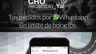 CRO lanza una plataforma de venta a través de WhatsApp