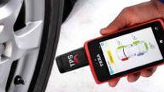 Texa muestra sus soluciones para sistemas TPMS