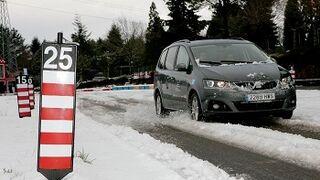 Los fabricantes defienden el uso del neumático de invierno