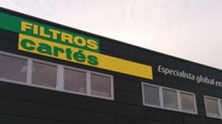 Filtros Cartés abre centro logístico en Santiago de Compostela