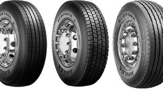 Grupo Andrés distribuirá neumáticos de camión Fulda
