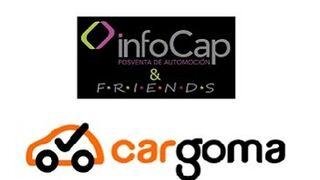 Tu invitación al GinTonic de InfoCap & Friends, en el stand de Cargoma (Motortec AM)