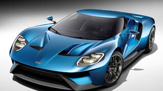 Ford impulsa el uso de fibra de carbono en los vehículos