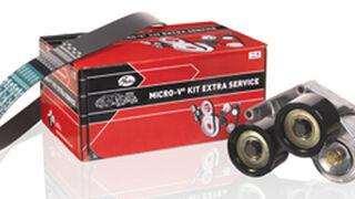 Gates lanza una gama de kits para vehículos pesados