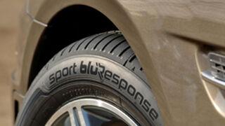 Dunlop presenta sus primeros neumáticos con etiqueta AA