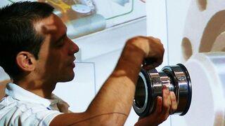 Rodamientos integrales y red de talleres homologados, apuestas de Fersa en Motortec