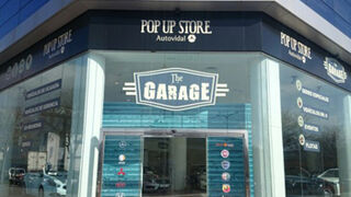 Autovidal abre una pop-up store en Palma de Mallorca