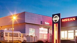Caeiro Rey pone de largo su concesionario Nissan en Santiago