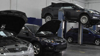 Ford presenta una tarjeta para pagar los servicios del taller